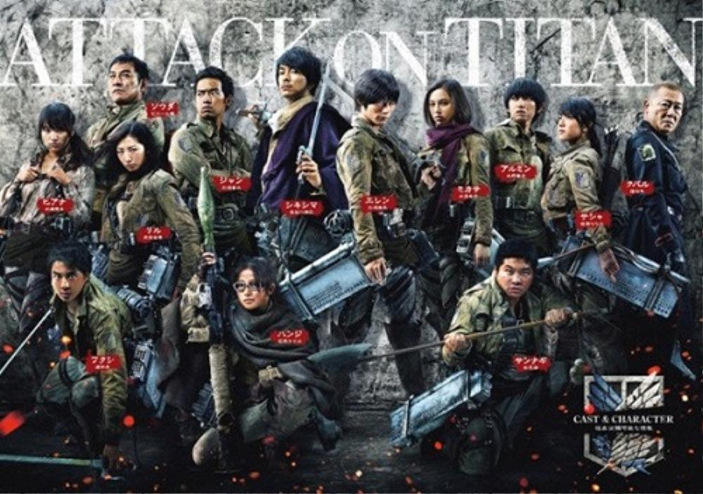 Là fan của 'Alice in Border' chắc chắn không nên bỏ qua loạt phim Nhật hack não, máu me này Ảnh 16