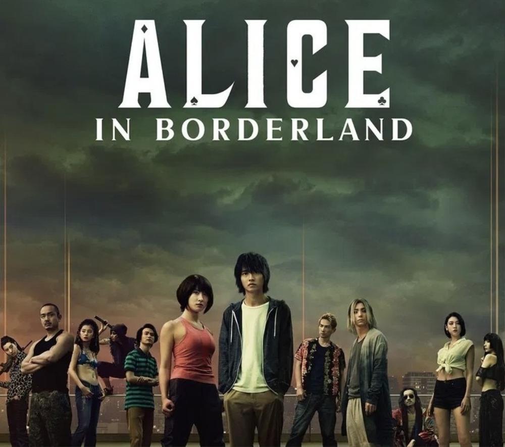 Là fan của 'Alice in Border' chắc chắn không nên bỏ qua loạt phim Nhật hack não, máu me này Ảnh 1