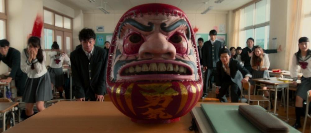 Là fan của 'Alice in Border' chắc chắn không nên bỏ qua loạt phim Nhật hack não, máu me này Ảnh 4