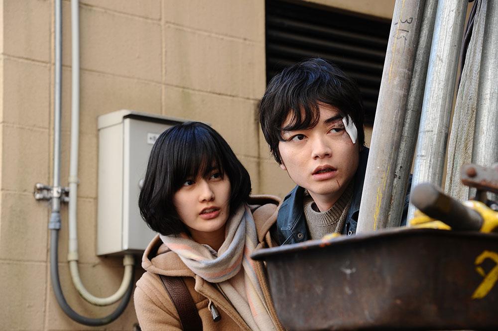 Là fan của 'Alice in Border' chắc chắn không nên bỏ qua loạt phim Nhật hack não, máu me này Ảnh 12