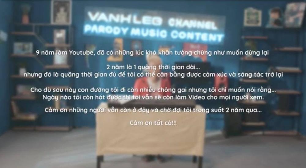 Trở lại sau 2 năm mất tích, YouTuber Vanh Leg khiến Độ Mixi thích thú, gửi cả lời khen Ảnh 9