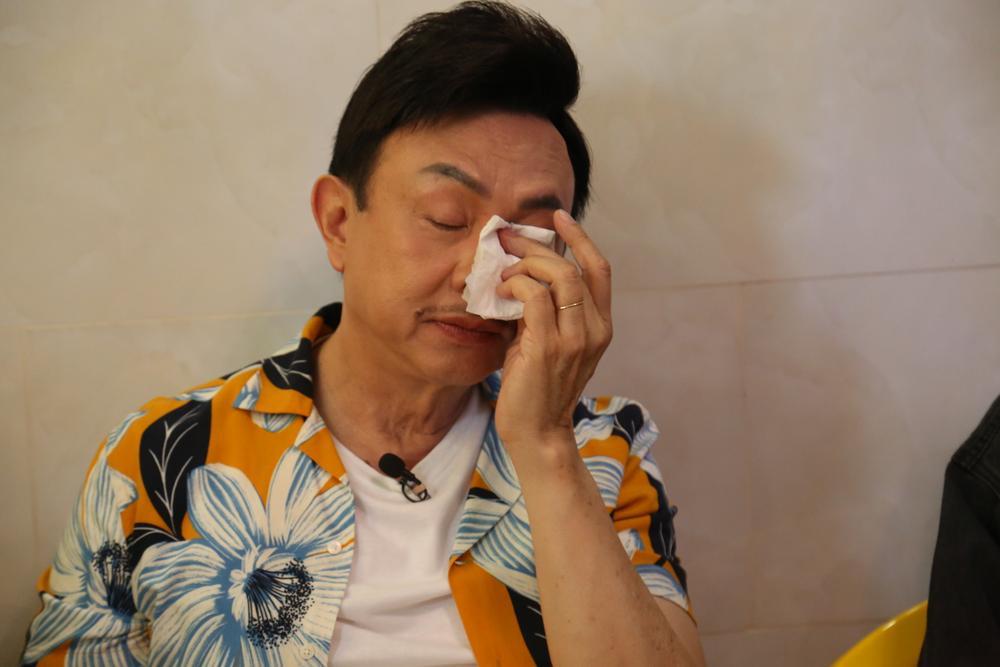 Xúc động hình ảnh nghệ sĩ Chí Tài nỗ lực hết mình ở show truyền hình cuối cùng Ảnh 14