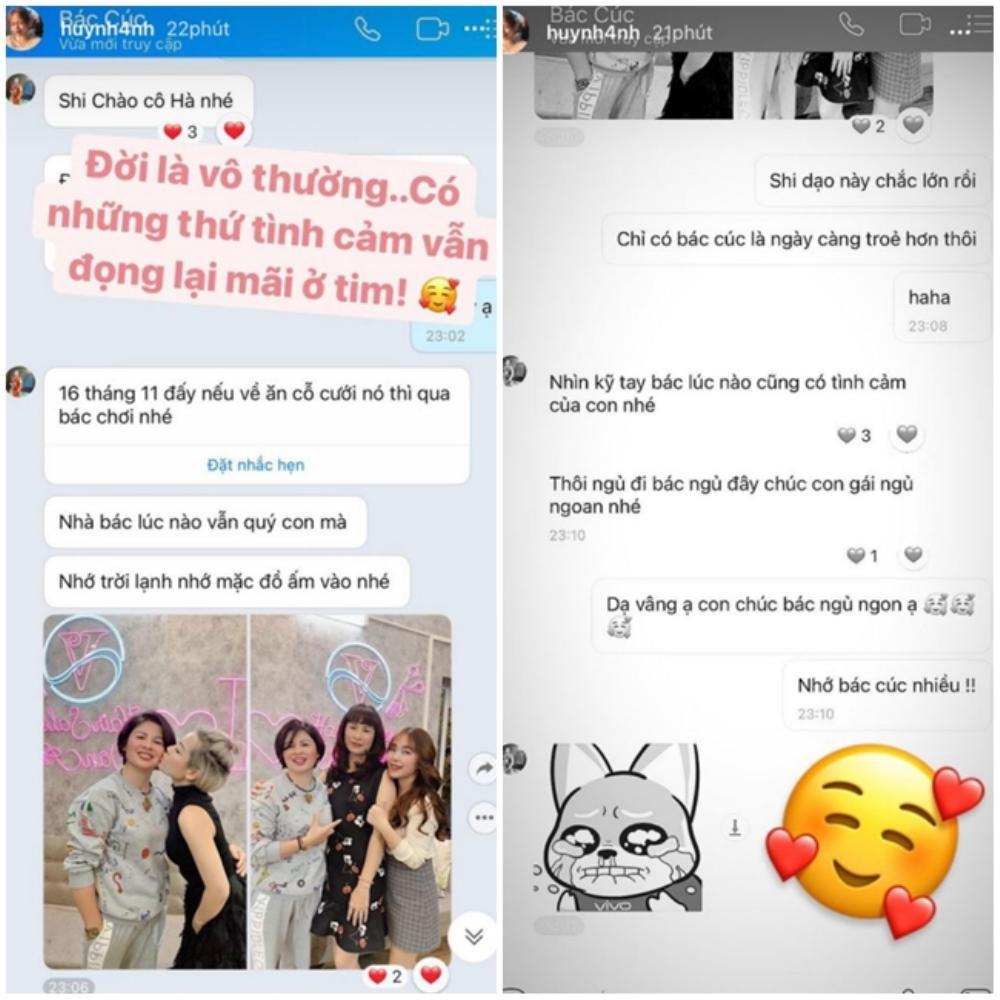 Huỳnh Anh vẫn giữ mối quan hệ cực thân thiết với mẹ ruột Quang Hải Ảnh 2