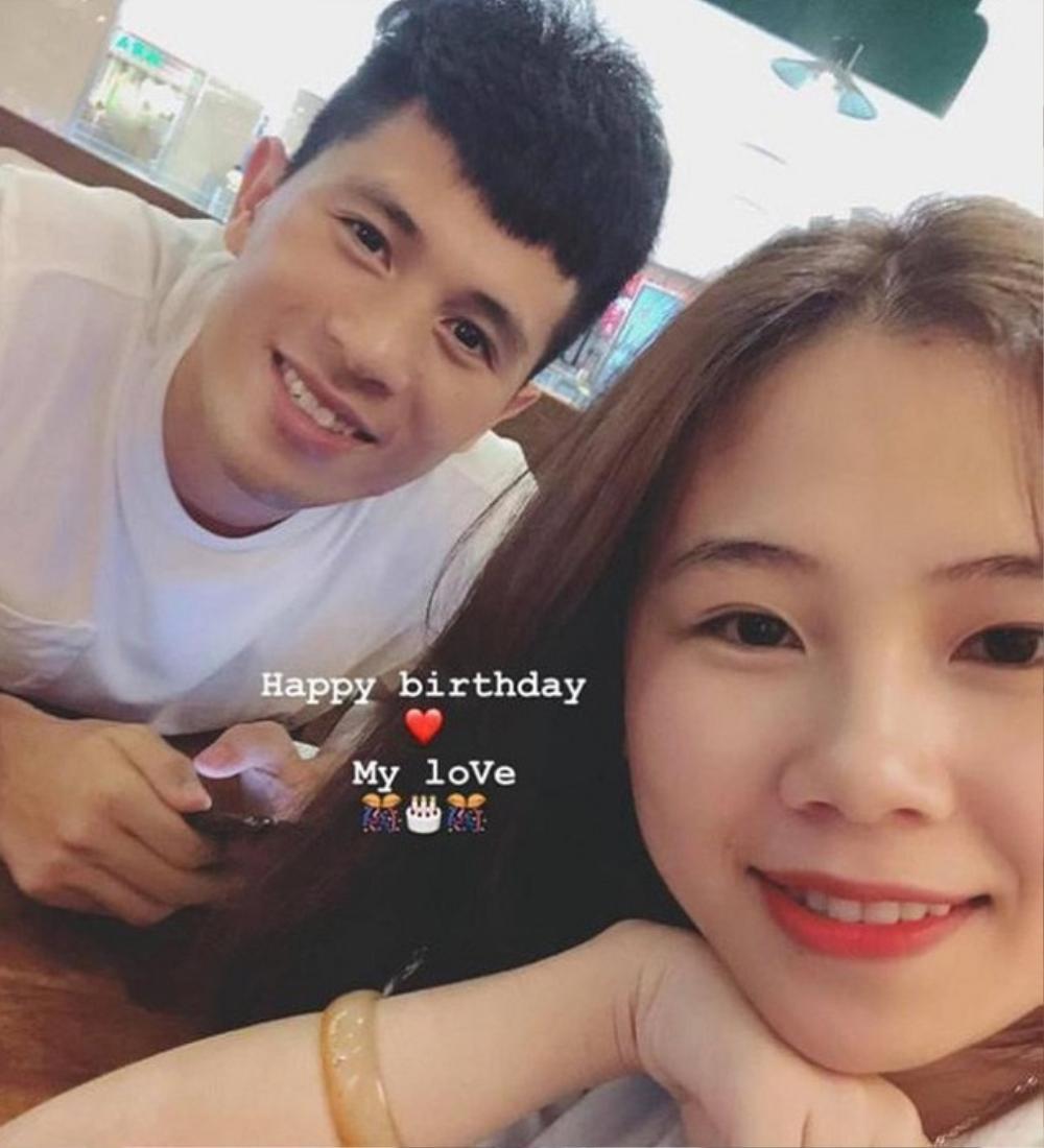 Sao bóng đá Việt và 'mối tình chị em' với nàng WAGs hơn tuổi Ảnh 3
