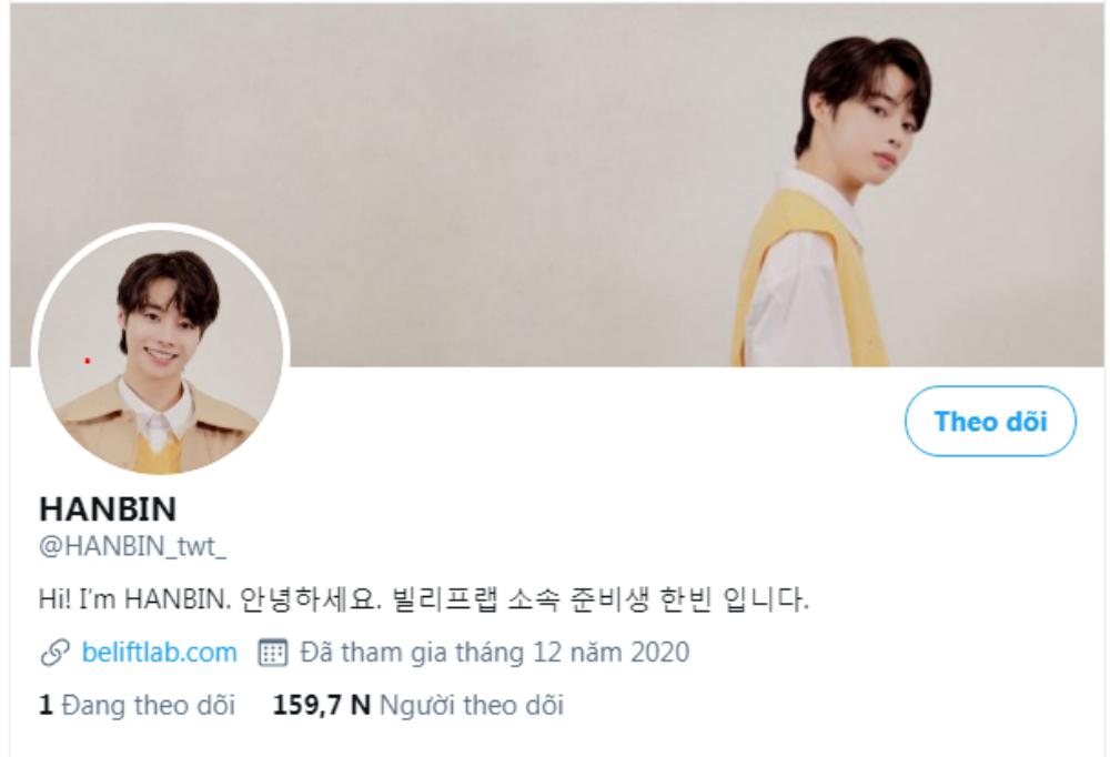 Hưng Bin (I-land) hút 160 nghìn follow sau 1 ngày mở Twitter: Biểu diễn mở màn cho concert nhà Big Hit! Ảnh 1