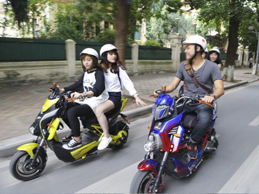 Điều khiển xe máy điện, xe máy dưới 50 phân khối sẽ phải có bằng lái Ảnh 4