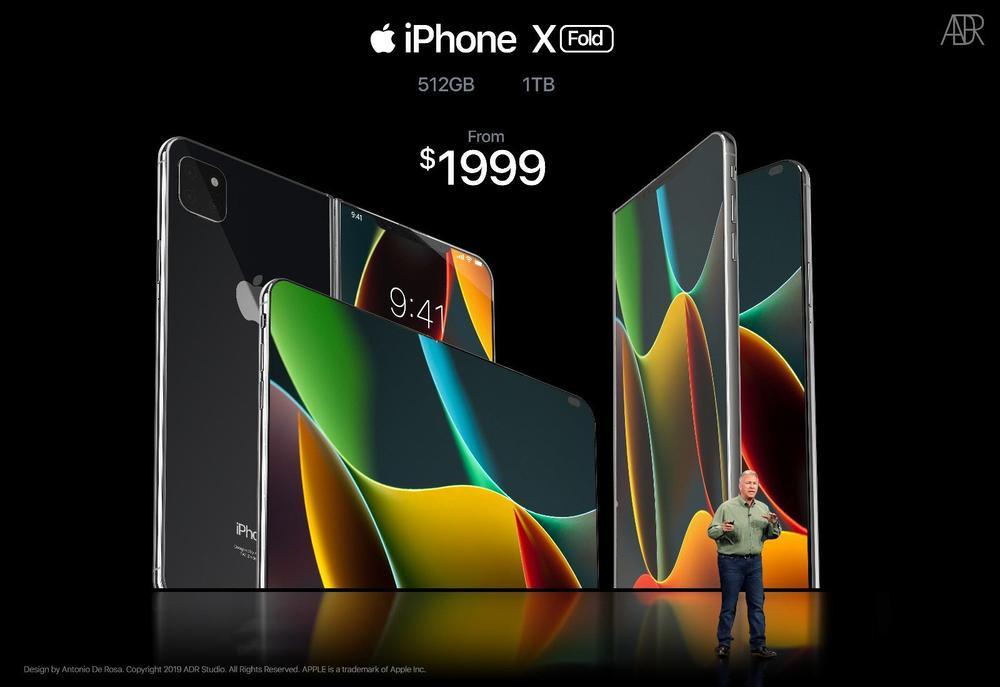 Đây là thời điểm Apple sẽ ra mắt iPhone màn hình gập đầu tiên Ảnh 1