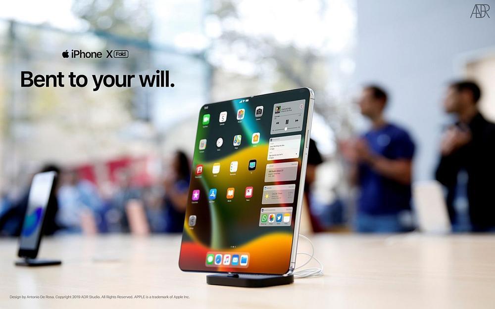 Đây là thời điểm Apple sẽ ra mắt iPhone màn hình gập đầu tiên Ảnh 4