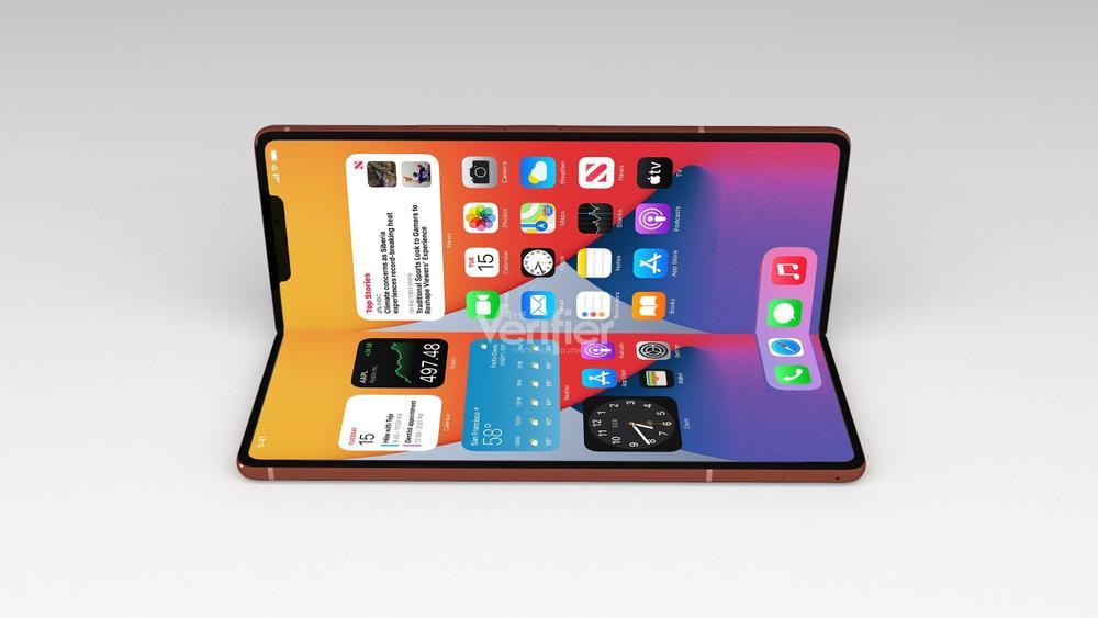 Đây là thời điểm Apple sẽ ra mắt iPhone màn hình gập đầu tiên Ảnh 2