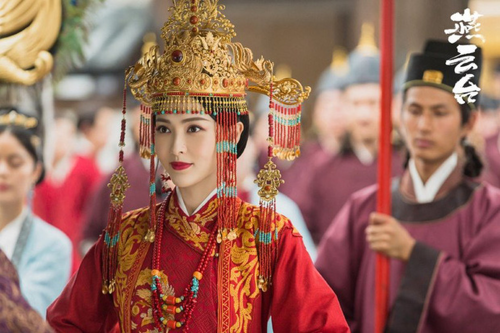 Bí quyết giúp Đường Yên giữ được vóc dáng thon thả trong suốt nhiều năm Ảnh 1