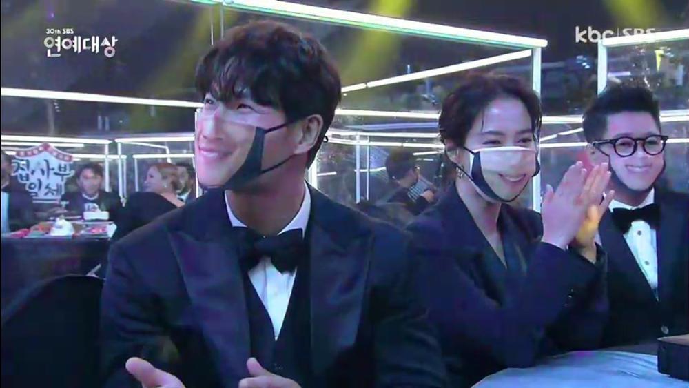 Kết quả 'SBS Entertainment Awards 2020': Kim Jong Kook thắng Daesang, Yoo Jae Suk 'Running Man' trắng tay Ảnh 13