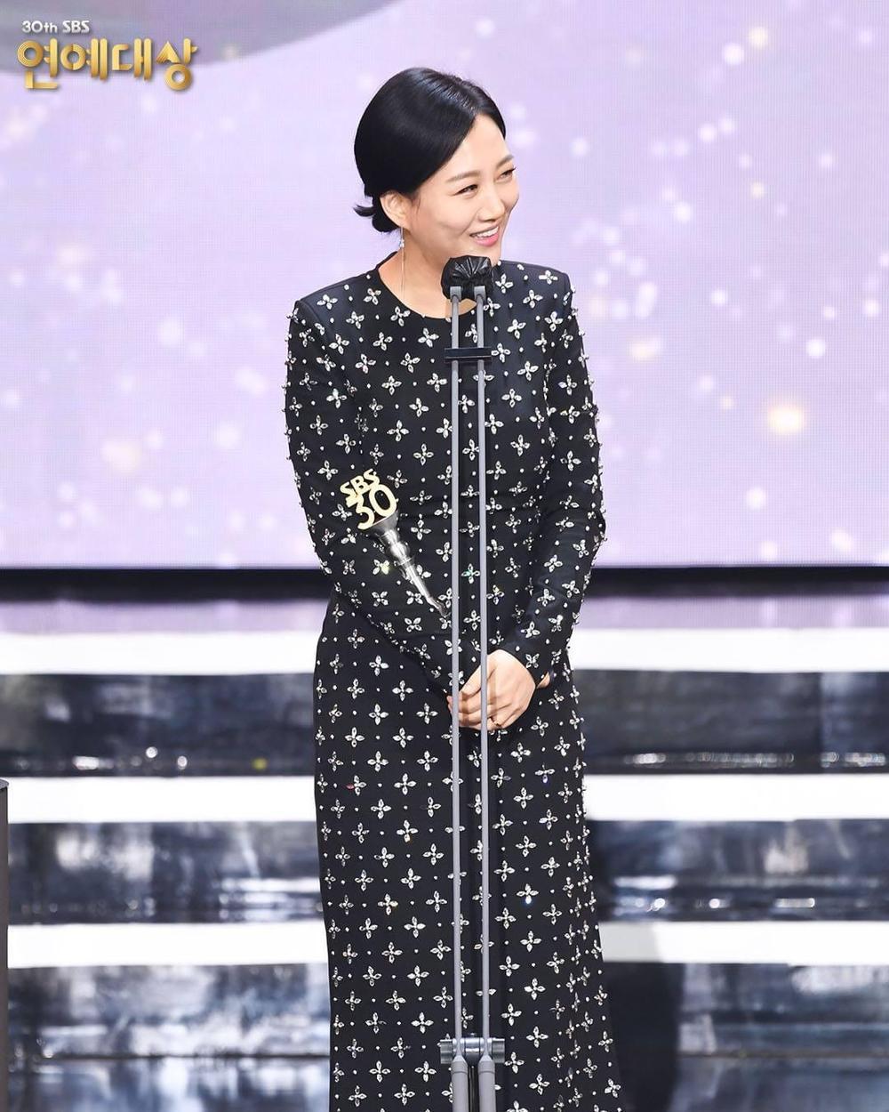 Kết quả 'SBS Entertainment Awards 2020': Kim Jong Kook thắng Daesang, Yoo Jae Suk 'Running Man' trắng tay Ảnh 21