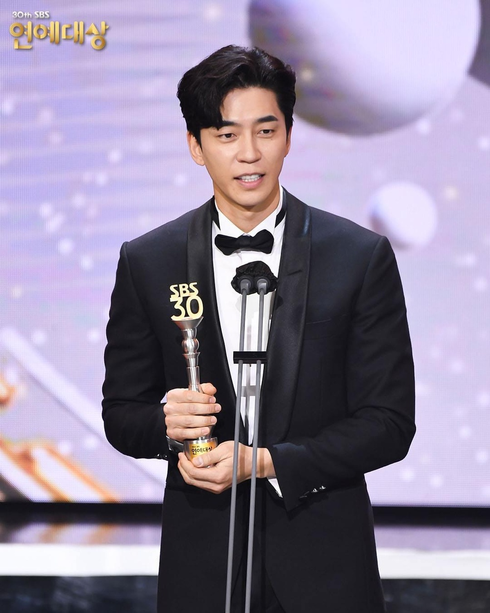 Kết quả 'SBS Entertainment Awards 2020': Kim Jong Kook thắng Daesang, Yoo Jae Suk 'Running Man' trắng tay Ảnh 55