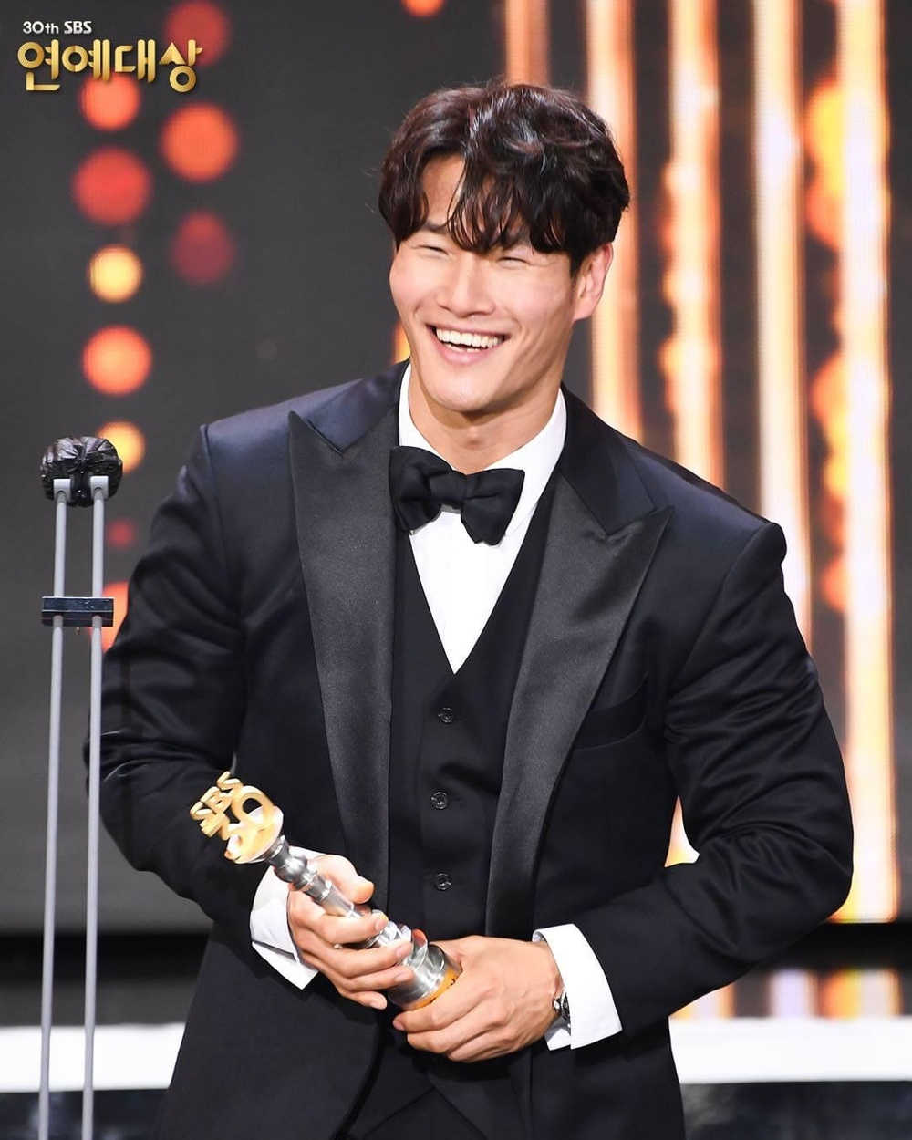 Kết quả 'SBS Entertainment Awards 2020': Kim Jong Kook thắng Daesang, Yoo Jae Suk 'Running Man' trắng tay Ảnh 14