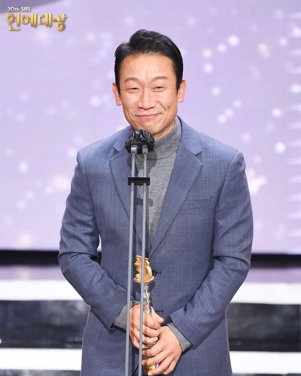 Kết quả 'SBS Entertainment Awards 2020': Kim Jong Kook thắng Daesang, Yoo Jae Suk 'Running Man' trắng tay Ảnh 52