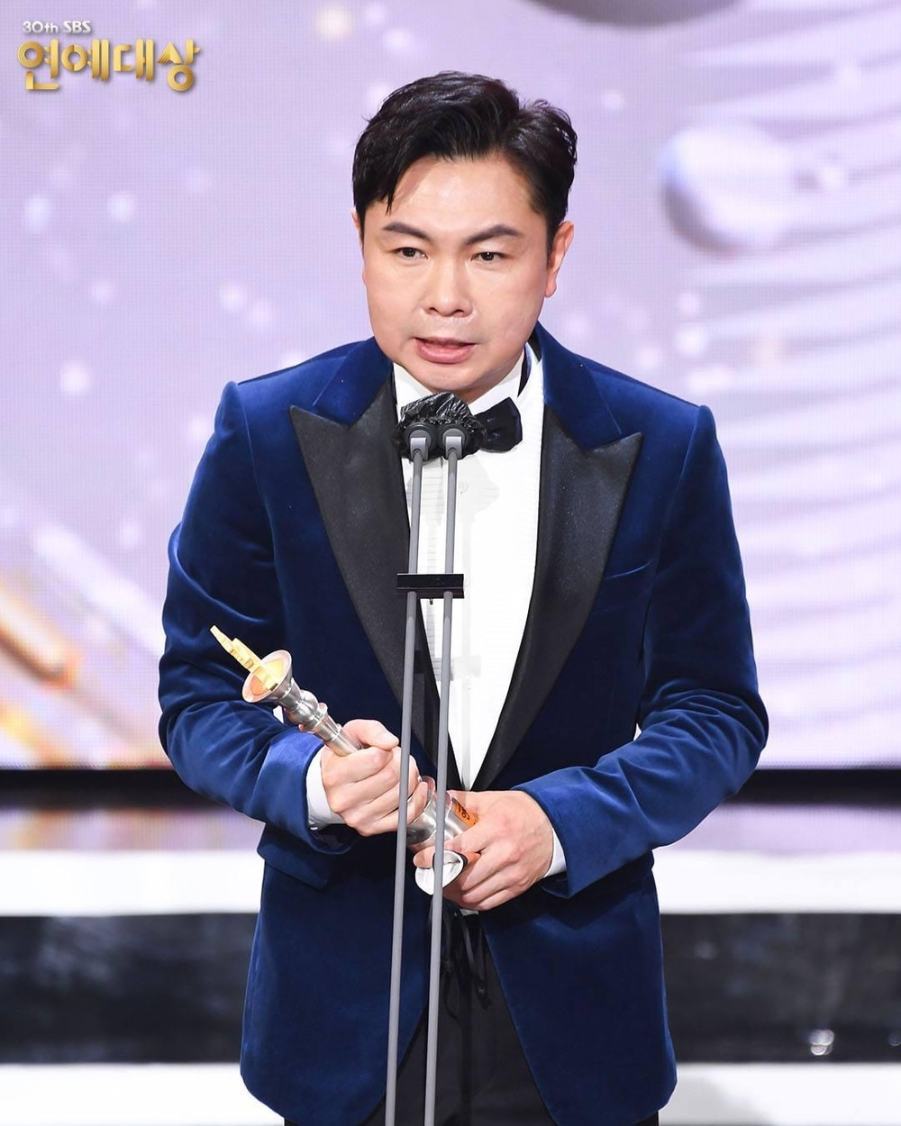 Kết quả 'SBS Entertainment Awards 2020': Kim Jong Kook thắng Daesang, Yoo Jae Suk 'Running Man' trắng tay Ảnh 50