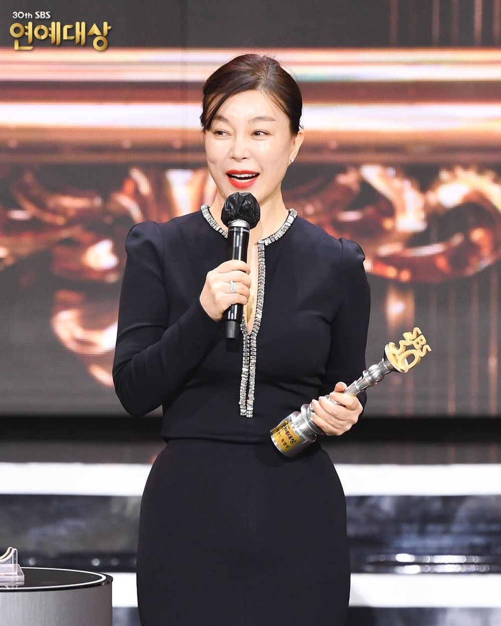 Kết quả 'SBS Entertainment Awards 2020': Kim Jong Kook thắng Daesang, Yoo Jae Suk 'Running Man' trắng tay Ảnh 37