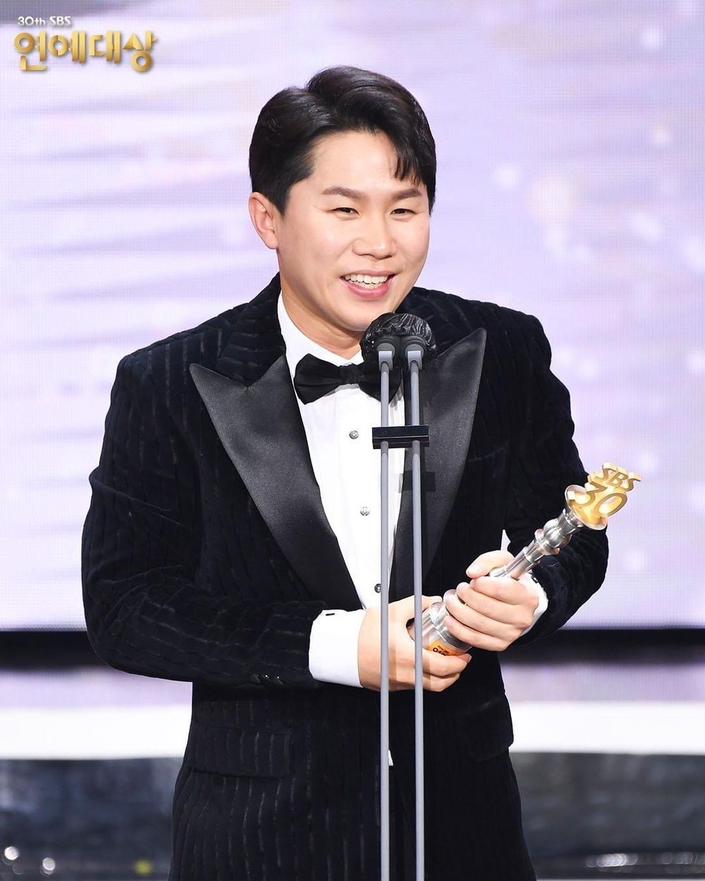 Kết quả 'SBS Entertainment Awards 2020': Kim Jong Kook thắng Daesang, Yoo Jae Suk 'Running Man' trắng tay Ảnh 17