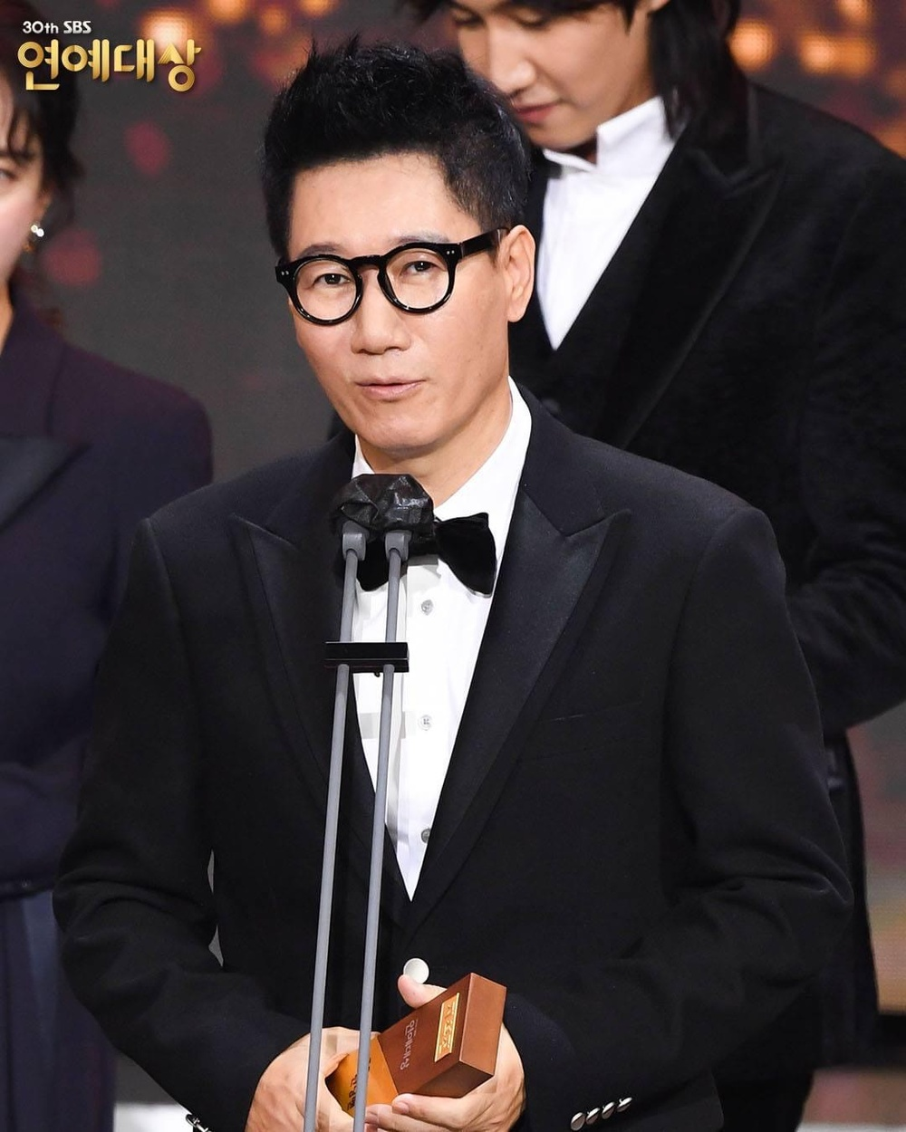 Kết quả 'SBS Entertainment Awards 2020': Kim Jong Kook thắng Daesang, Yoo Jae Suk 'Running Man' trắng tay Ảnh 45
