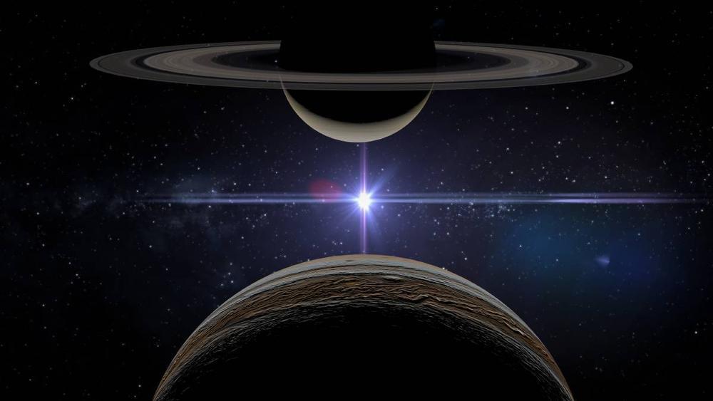 Hành tinh đôi Đông chí, hiện tượng thiên văn xảy ra lần đầu 400 năm trước sẽ diễn ra vào hôm nay Ảnh 4