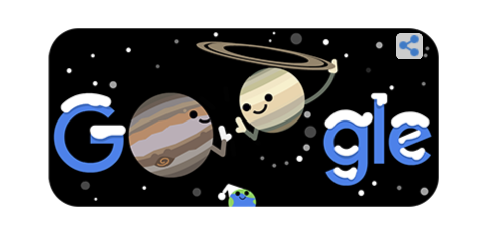 Hành tinh đôi Đông chí, hiện tượng thiên văn xảy ra lần đầu 400 năm trước sẽ diễn ra vào hôm nay Ảnh 1