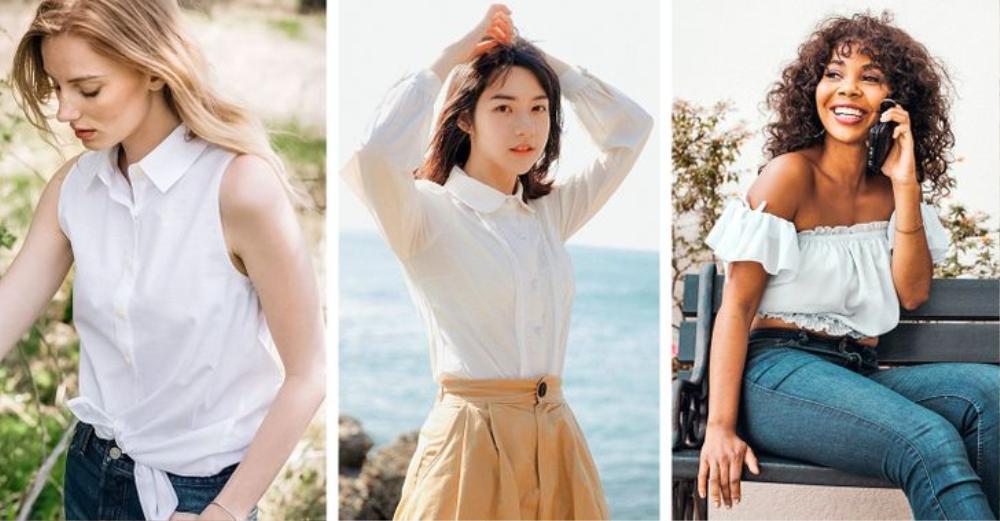 10 mẹo thời trang hô biến quần áo bình dân thành high fashion Ảnh 3