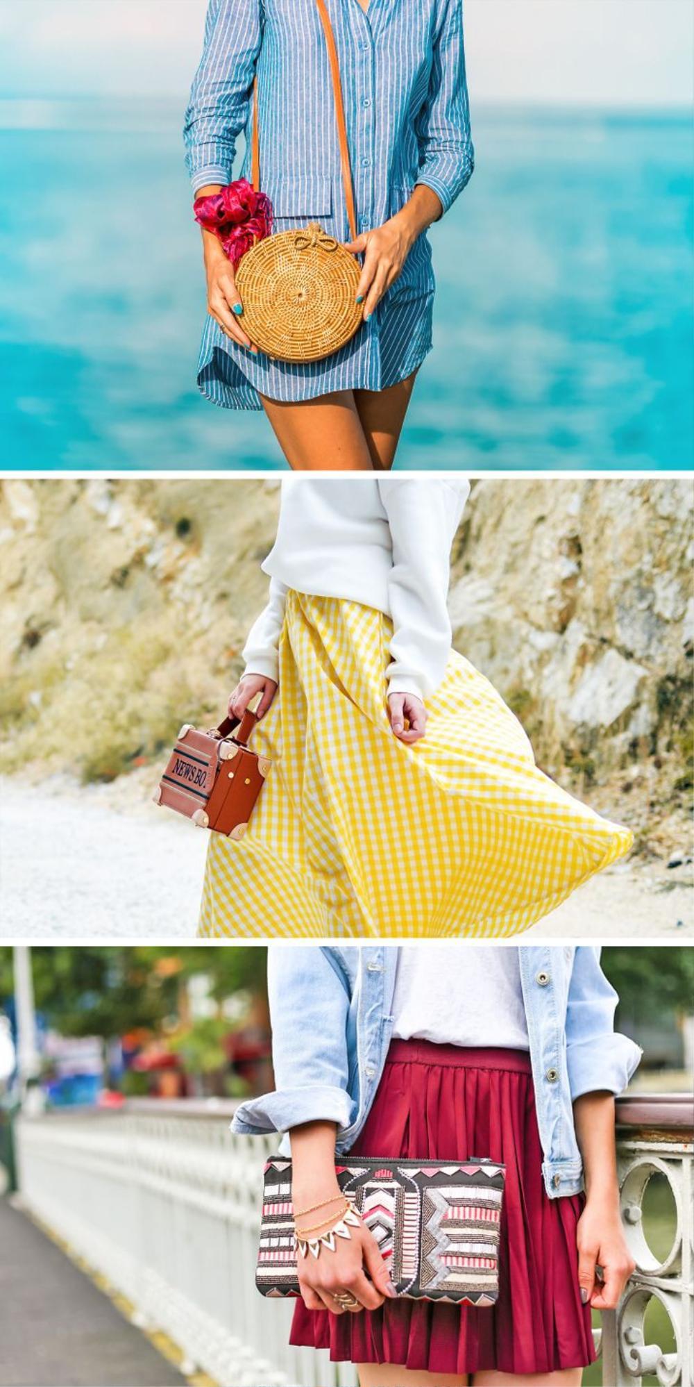 10 mẹo thời trang hô biến quần áo bình dân thành high fashion Ảnh 4