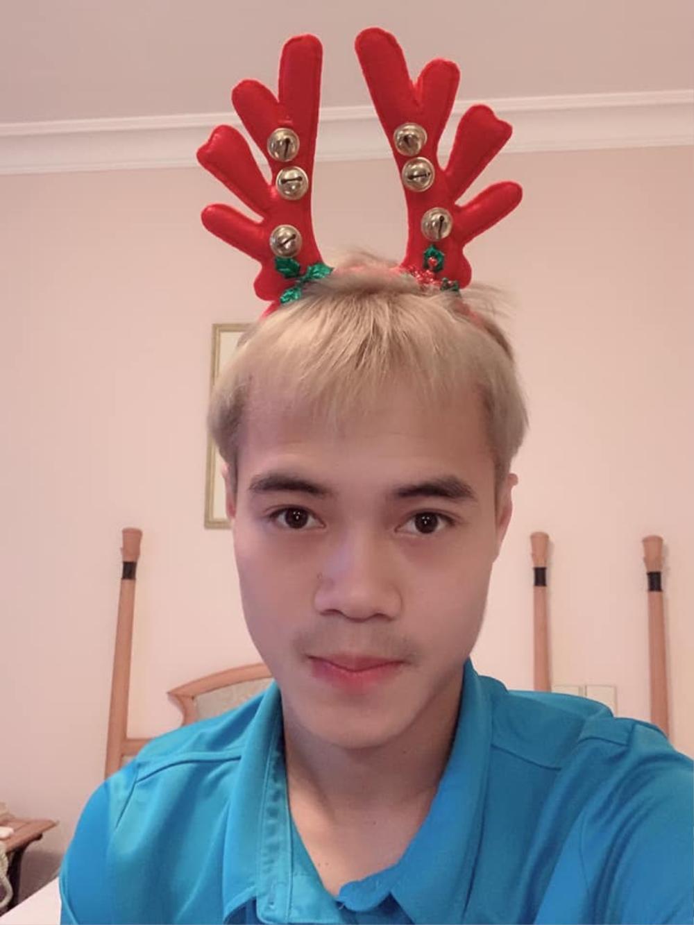 Nàng WAGs Võ Nhật Linh khoe nhan sắc 'gây thương nhớ' dịp lễ Noel Ảnh 9