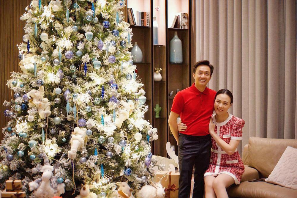 Sau chuỗi ngày bị 'troll' liên tục, Cường Đô La cũng nhận quà Giáng Sinh hơn 1 tỷ đồng từ Đàm Thu Trang Ảnh 3