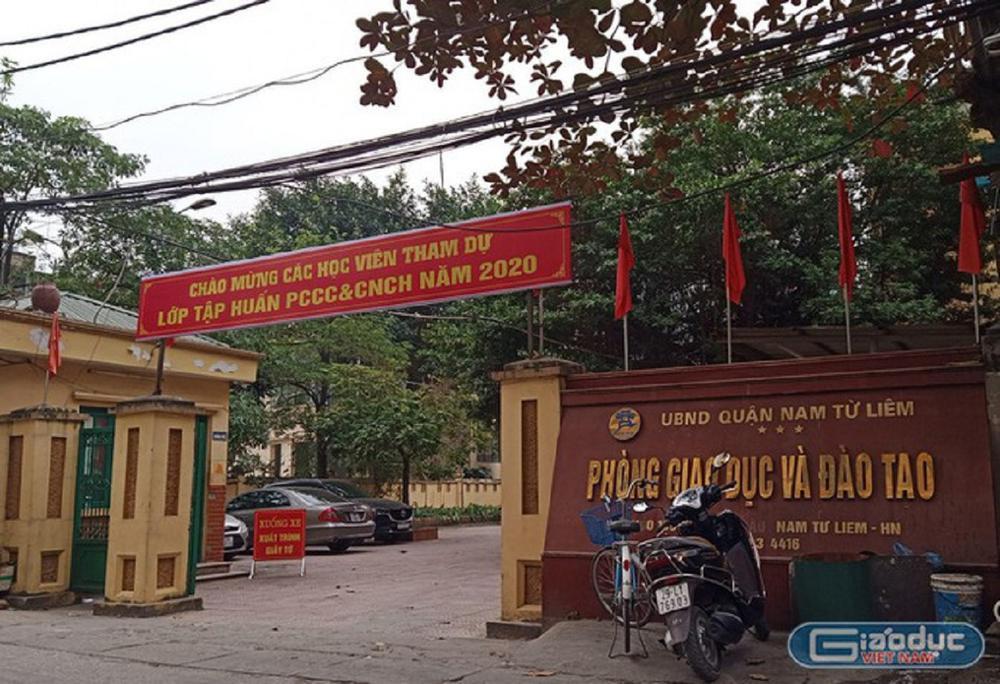 Vụ 3.000 học sinh Hà Nội đột ngột dừng làm bài do nghi lộ đề thi: Mời công an vào cuộc điều tra Ảnh 1