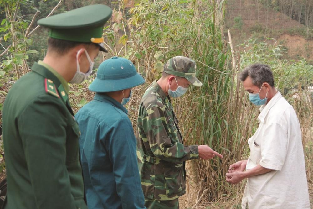 Thêm 1 trường hợp nhiễm Covid- 19 nhập cảnh trái phép từ Campuchia, đã tiếp xúc với rất nhiều người Ảnh 1