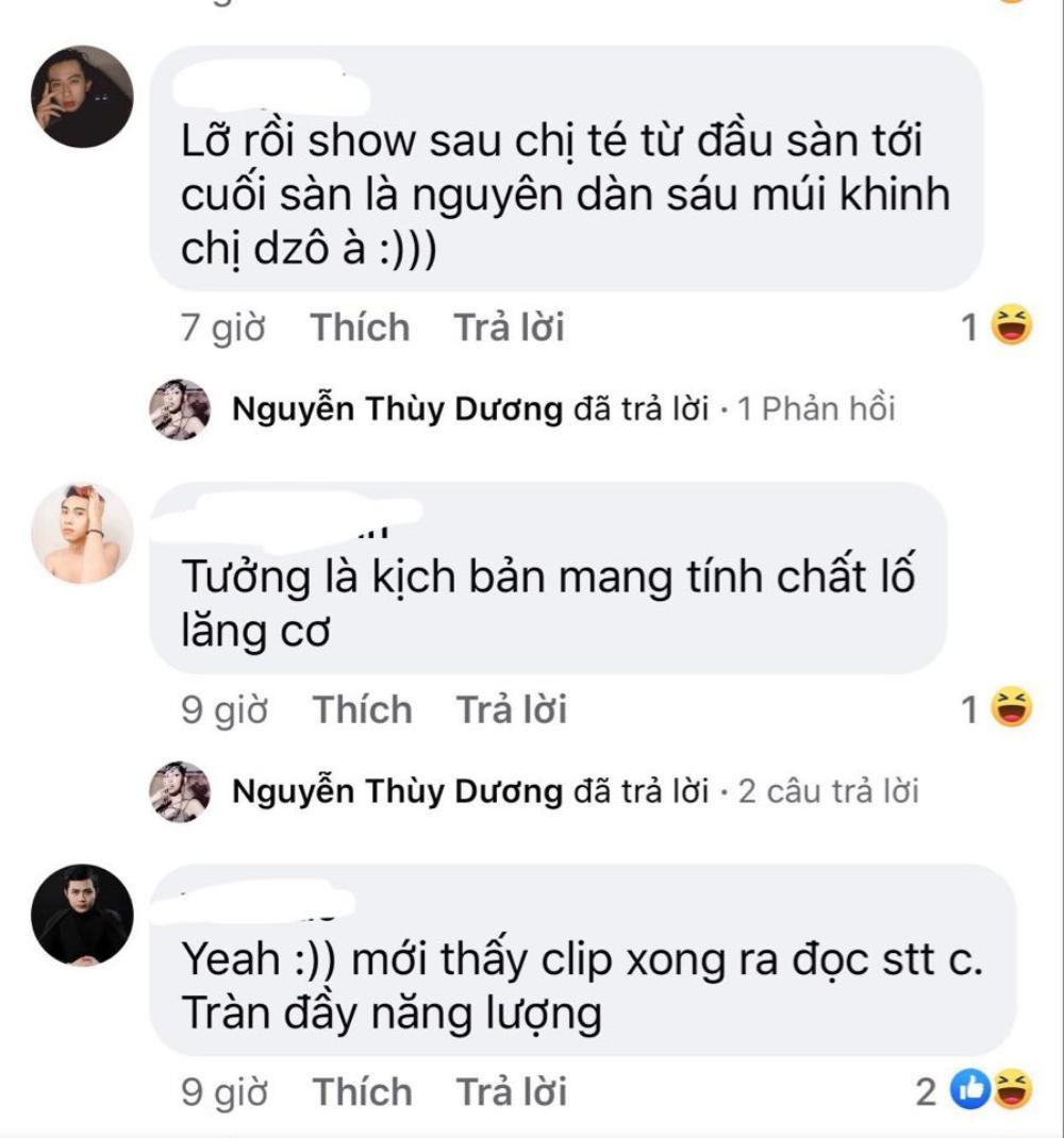 Thùy Dương bất ngờ bóng gió về sự cố 'vồ ếch' của hot girl Thanh Tâm Ảnh 3