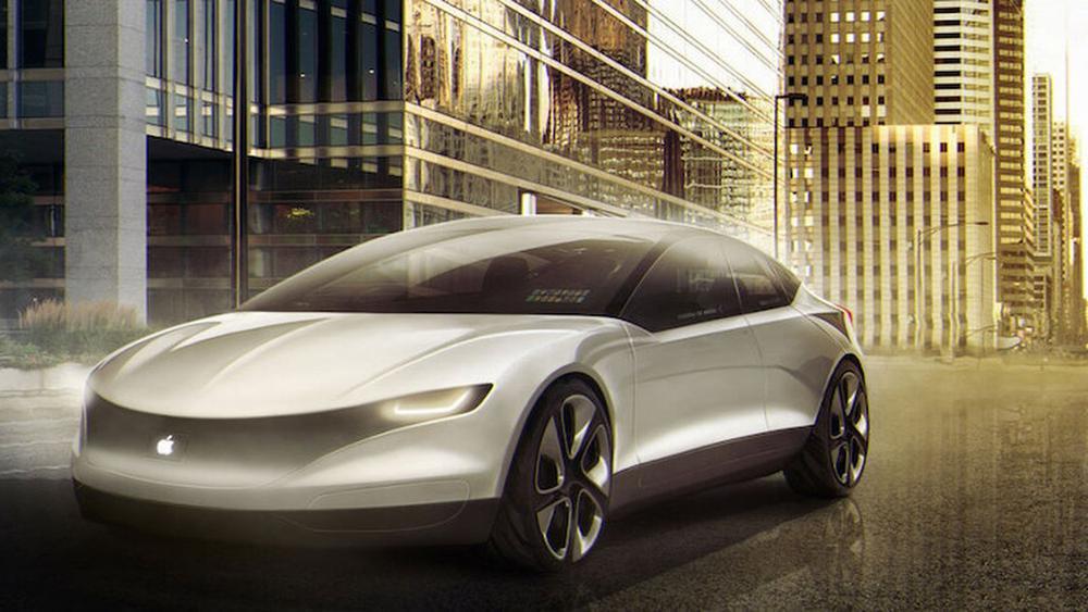 Xe hơi cộp mác Apple có thể tới năm 2028 mới ra mắt Ảnh 3