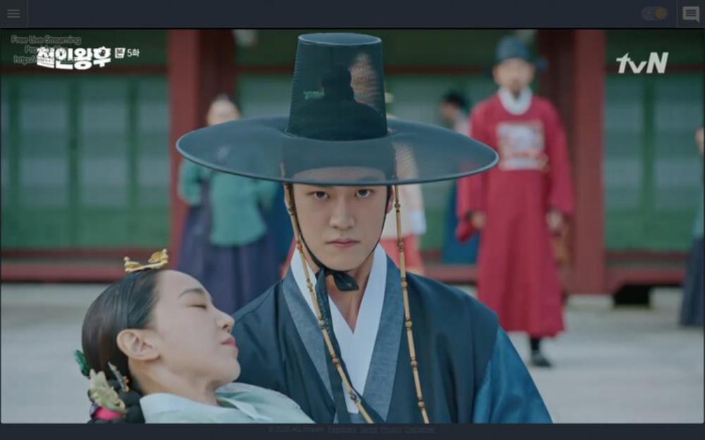 'Mr. Queen': Shin Hye Sun chỉ vì mê gái mà nổi máu anh hùng cứu Seo In Ah Ảnh 4