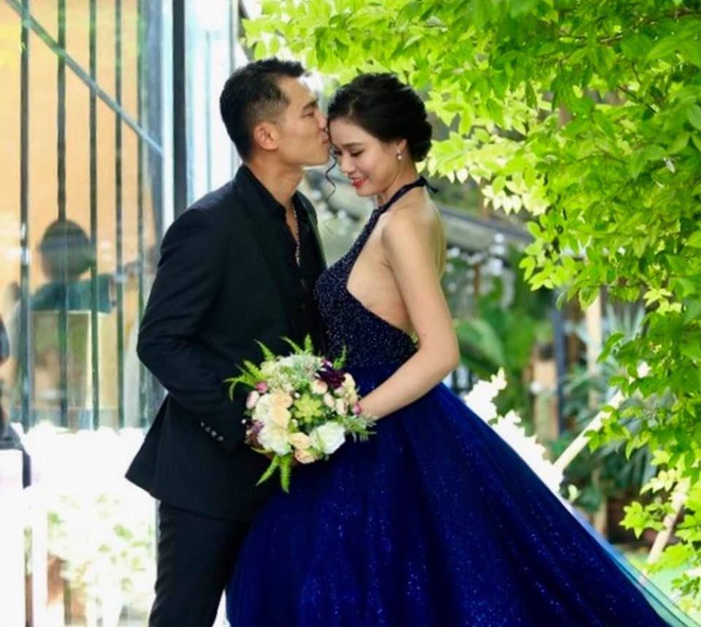 Chân dung người vợ kém tuổi của Vân Quang Long Ảnh 2
