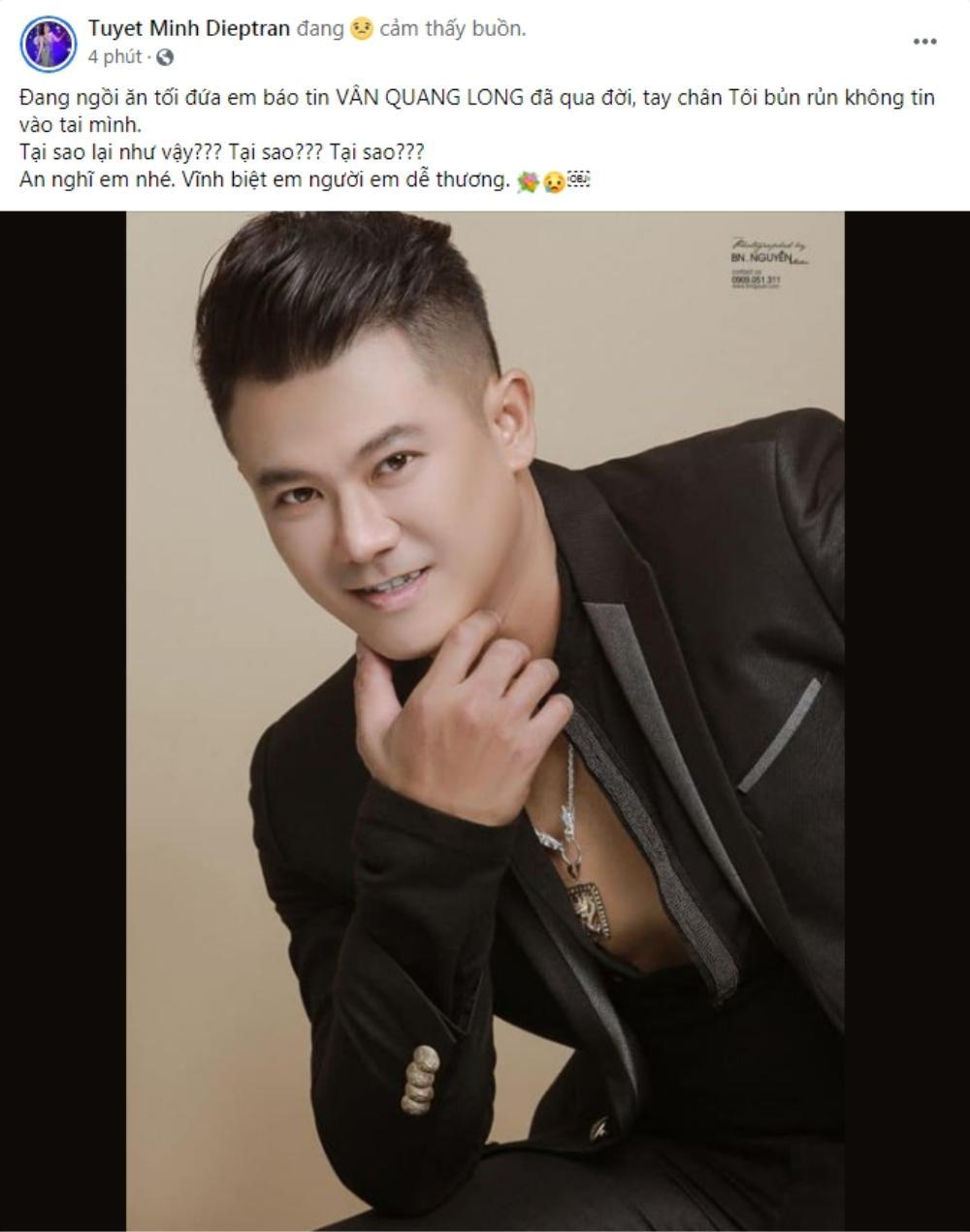 Tuấn Hưng, Lâm Khánh Chi bàng hoàng tiễn Vân Quang Long, Cát Tường nức nở: 'Sao đột quỵ hoài vậy' Ảnh 11