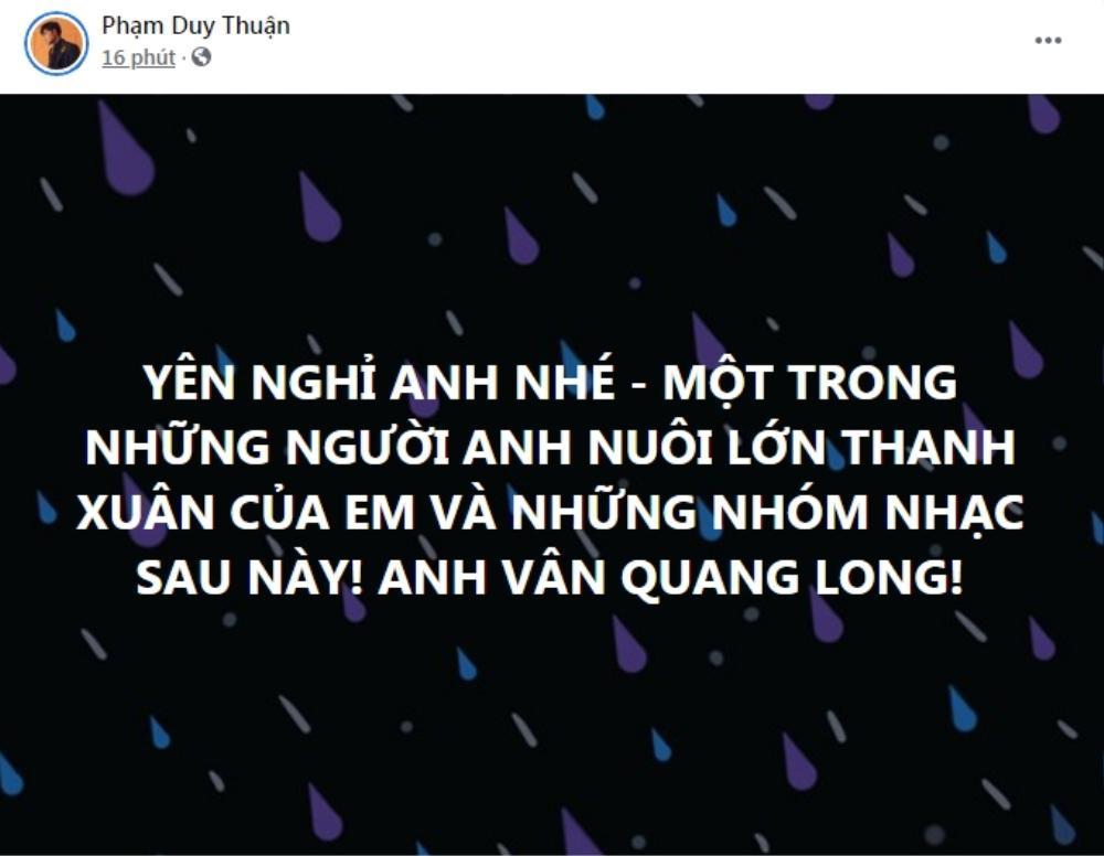 Tuấn Hưng, Lâm Khánh Chi bàng hoàng tiễn Vân Quang Long, Cát Tường nức nở: 'Sao đột quỵ hoài vậy' Ảnh 4