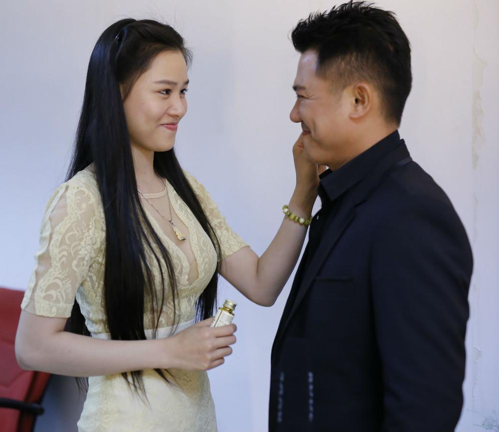 Hình ảnh hiếm hoi và câu chuyện tình ít ai biết giữa Vân Quang Long và người vợ đầu tiên Ảnh 6