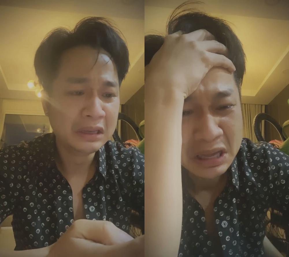 Quách Tuấn Du bị chỉ trích vì livestream làm lố khi Vân Quang Long mất: 'Tôi sợ đột quỵ như vậy' Ảnh 1