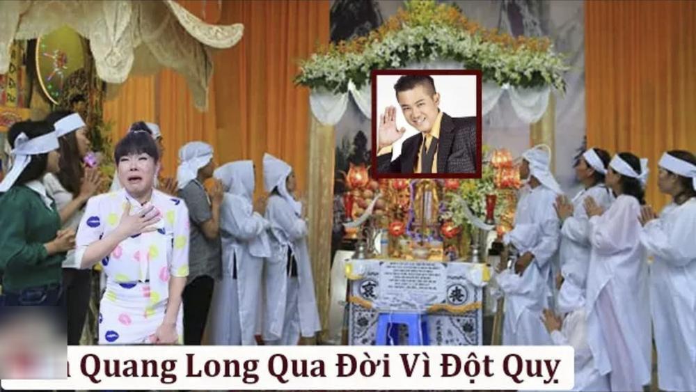 Sau cố nghệ sĩ Chí Tài, YouTube tiếp tục tràn ngập video giả tang lễ Vân Quang Long Ảnh 6