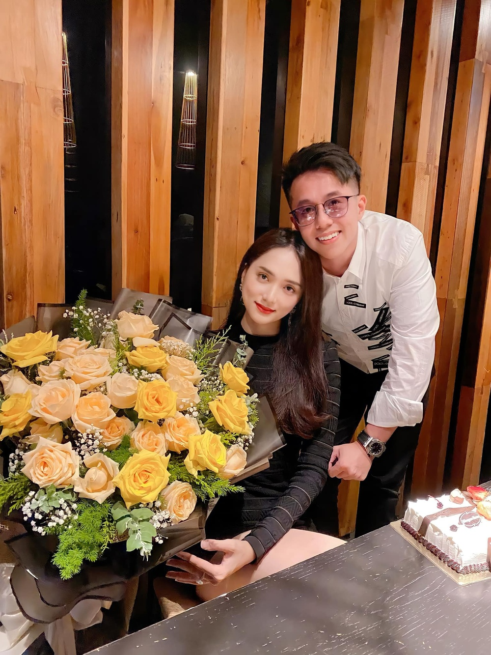 Hương Giang - Matt Liu hẹn hò mừng sinh nhật vẫn bị anti fan 'cà khịa' Ảnh 1
