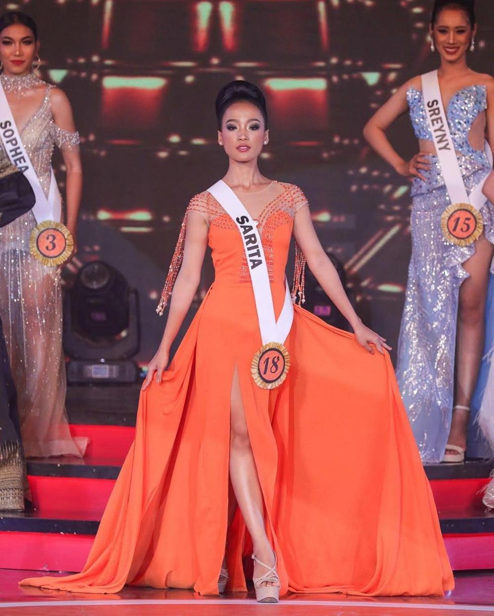 Những đối thủ 'nấm lùn' của Khánh Vân ở Miss Univse, chuyện thật như đùa với 1m57 Ảnh 5