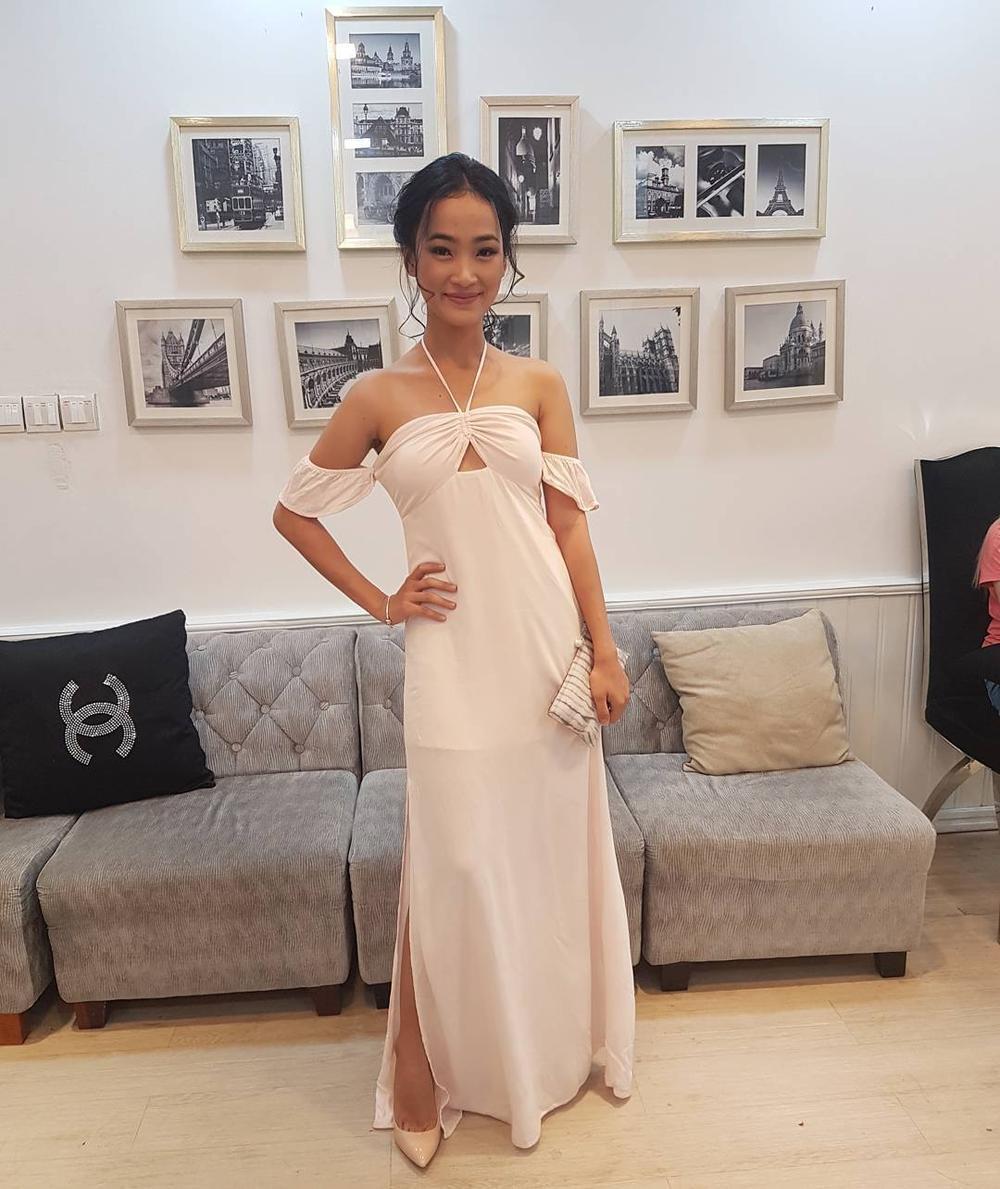 Những đối thủ 'nấm lùn' của Khánh Vân ở Miss Univse, chuyện thật như đùa với 1m57 Ảnh 6