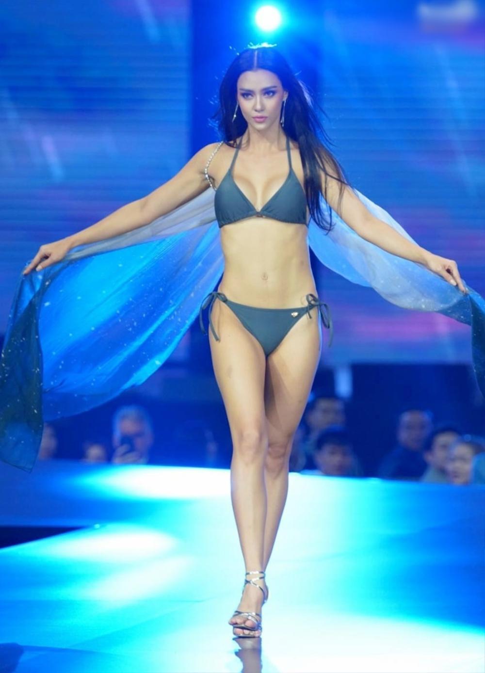 Những đối thủ 'nấm lùn' của Khánh Vân ở Miss Univse, chuyện thật như đùa với 1m57 Ảnh 9