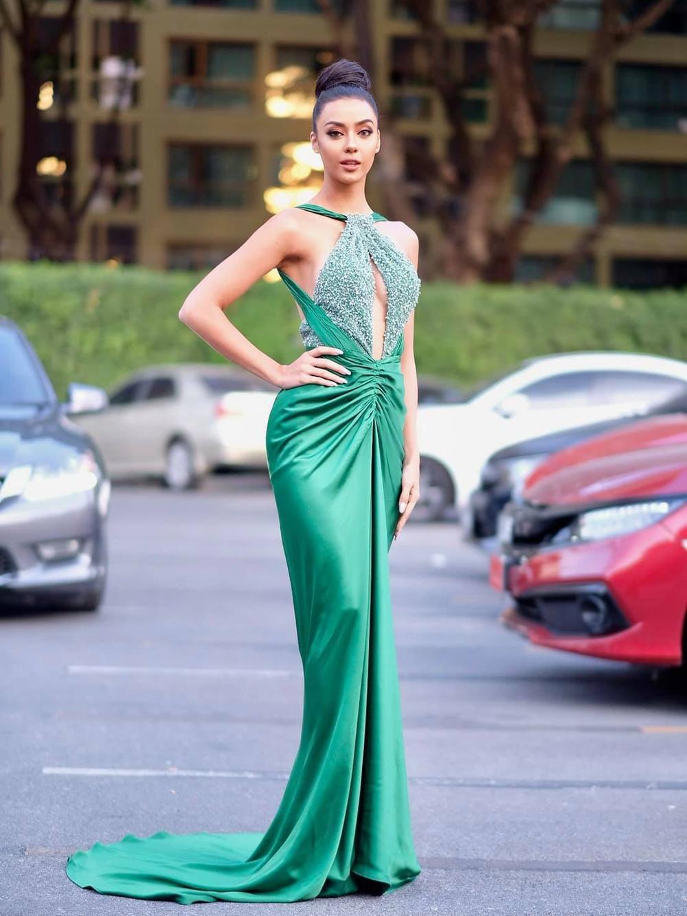 Những đối thủ 'nấm lùn' của Khánh Vân ở Miss Univse, chuyện thật như đùa với 1m57 Ảnh 10
