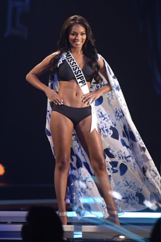 Những đối thủ 'nấm lùn' của Khánh Vân ở Miss Univse, chuyện thật như đùa với 1m57 Ảnh 13