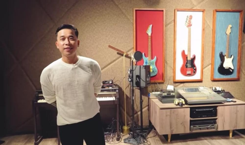 Lê Hoàng (The Men) khoe căn biệt thự 7 tầng, trị giá 40 tỷ đồng Ảnh 3