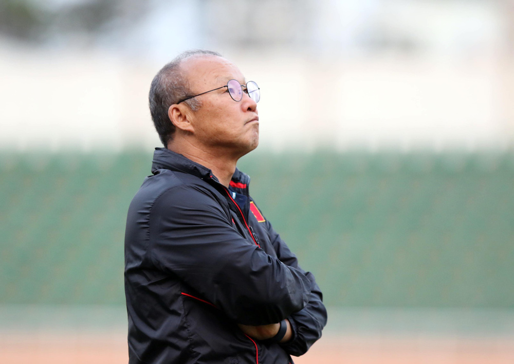 Bóng đá Việt Nam năm 2020: Nỗi buồn của thầy Park trên đất Thái Lan Ảnh 3