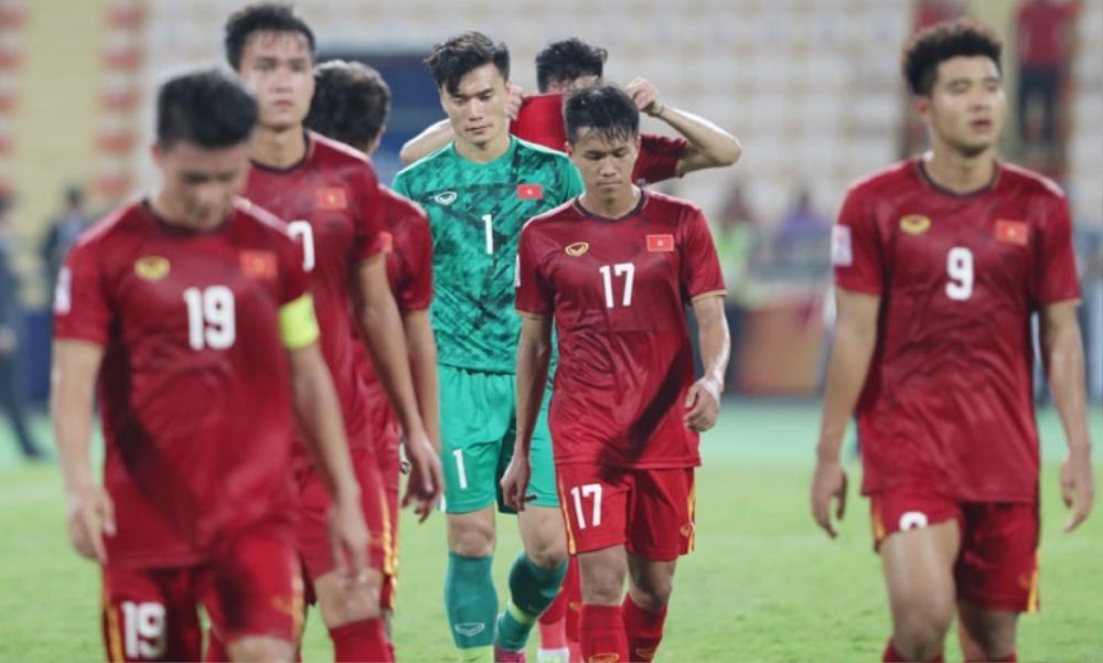 Bóng đá Việt Nam năm 2020: Nỗi buồn của thầy Park trên đất Thái Lan Ảnh 1