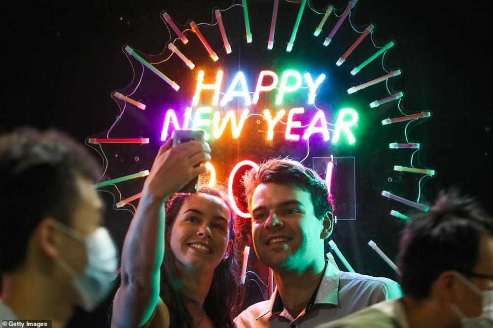 Năm mới 2021 gõ cửa thế giới Ảnh 7